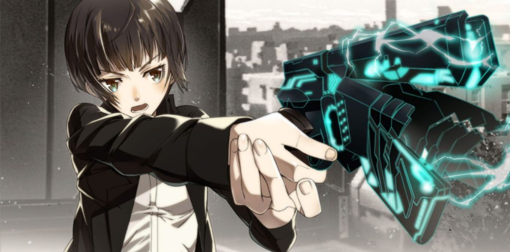 Psycho-Pass Temporada 1 2012 REVIEW 2