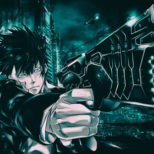 Psycho-Pass Temporada 1 2012 REVIEW