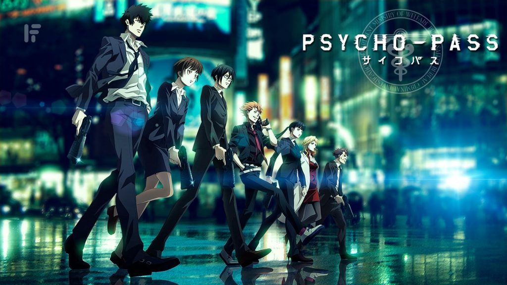 Psycho-Pass Temporada 1 2012 REVIEW 1