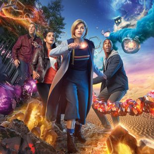 HBO MAX Ficha a Doctor Who y sus 11 temporadas.