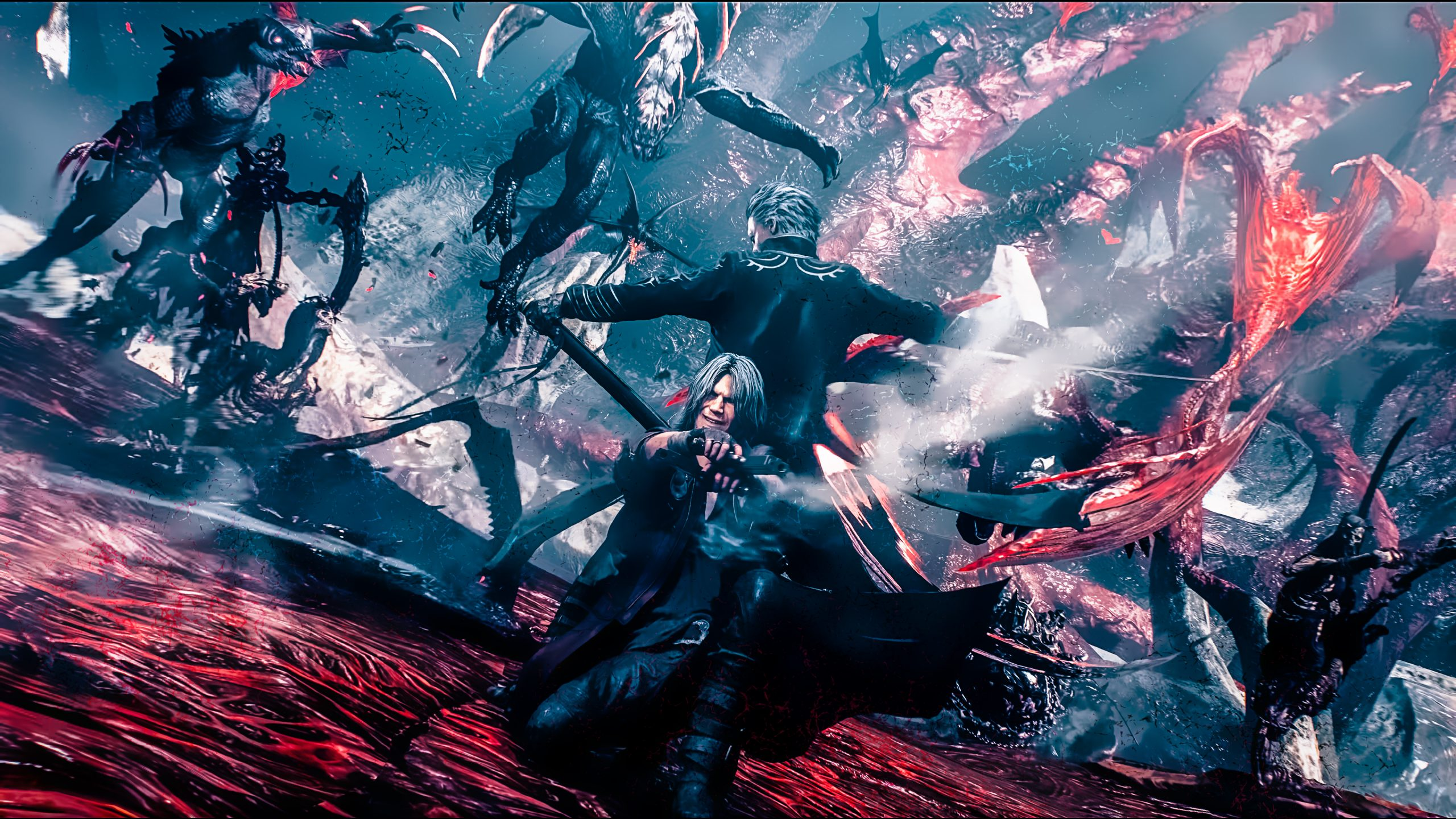 DMC 5 final borthers 4K Wallpaper