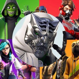 Fortnite Skins Wallpapers 4K Descargar Gratis