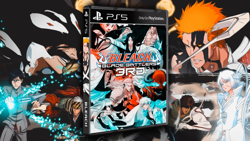 bleach blade battlers 3rd coverart